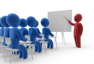 Tegning: forelesning